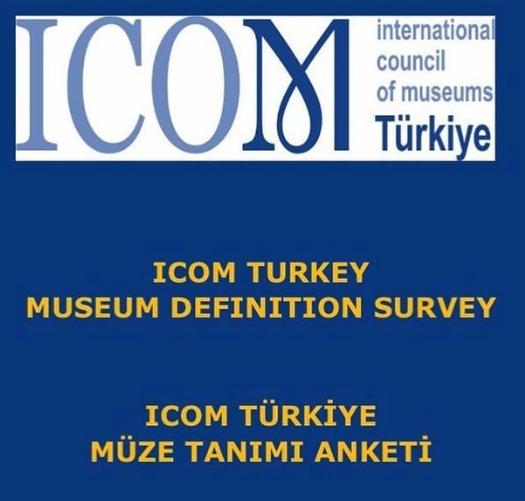 ICOM TÜRKİYE Müze Tanımı Anketi